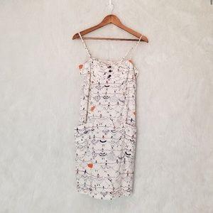 Lilka (Anthropologie) Do Si Do Chemise Dress